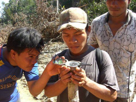 Peru Community Mapping Workshop