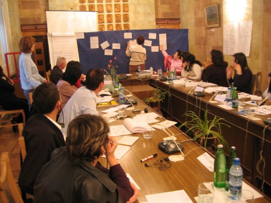 Participatory Monitoring and Evaluation