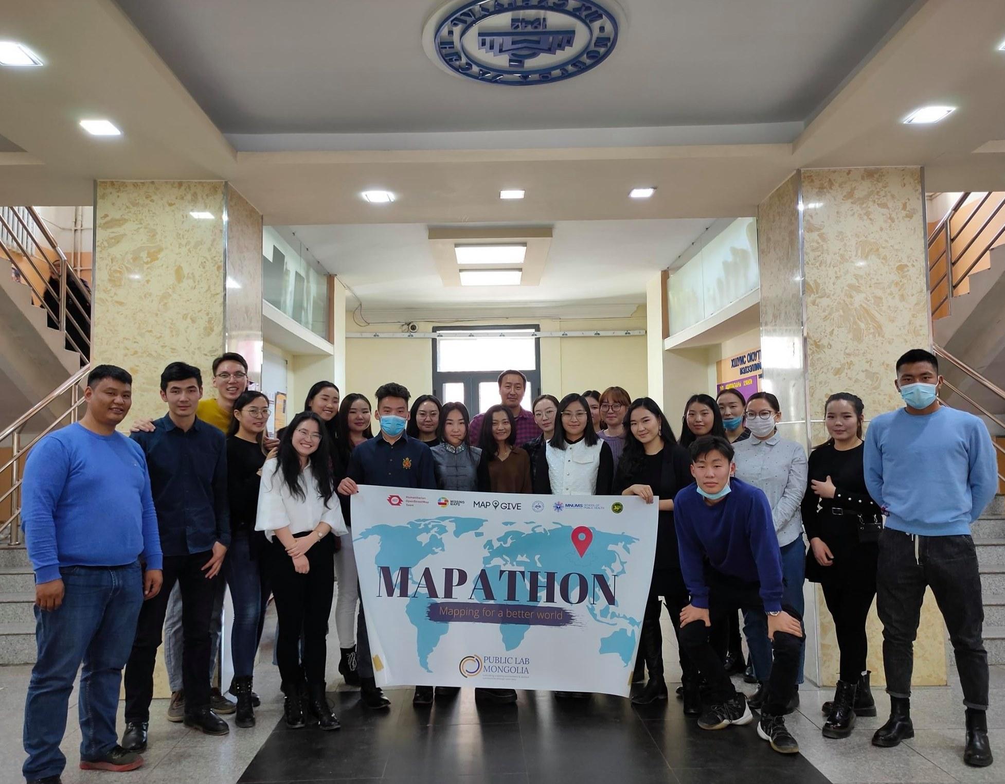 Mapathon